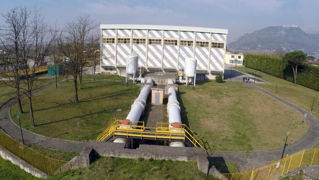 Centrale di sollevamento di Cassino