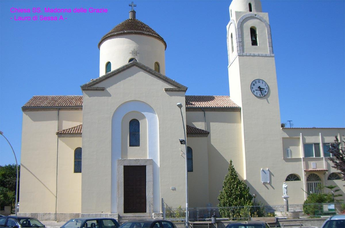 Santa Maria Delle Grazie Villa Santa Lucia