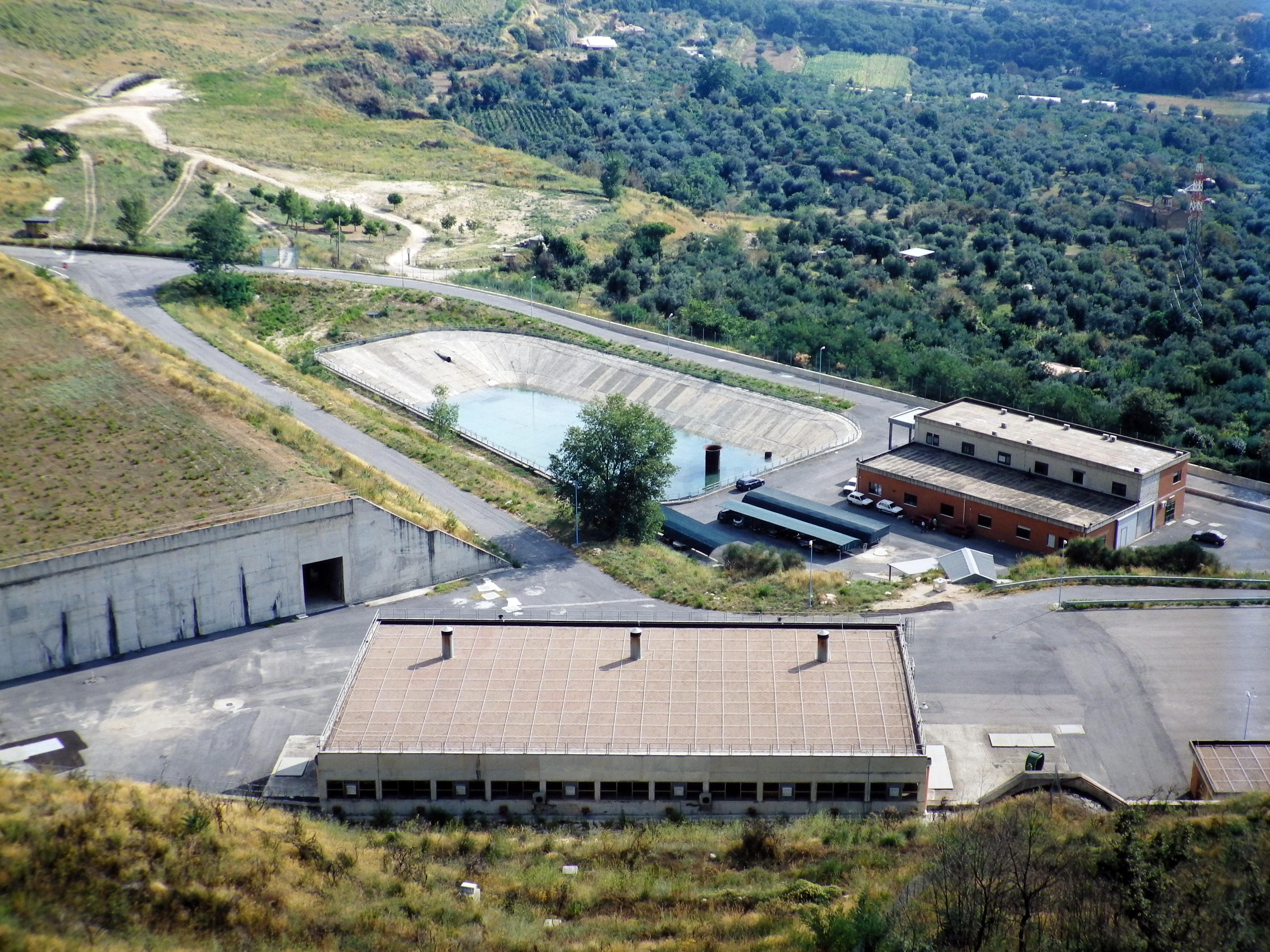 Nodo di S.Prisco - Anni '90
