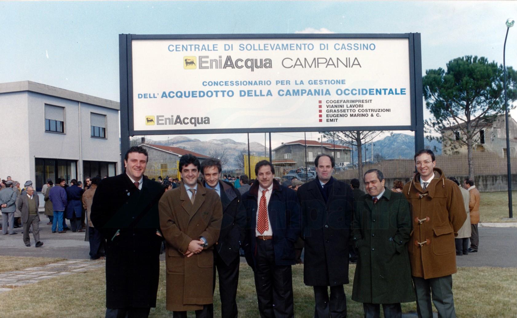 Inaugurazione ACO 1992
