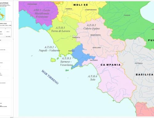 Eletti i coordinatori dei consigli distrettuali dell'Ente Idrico Campano